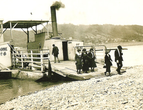 Anderson Ferry – Boone No 6